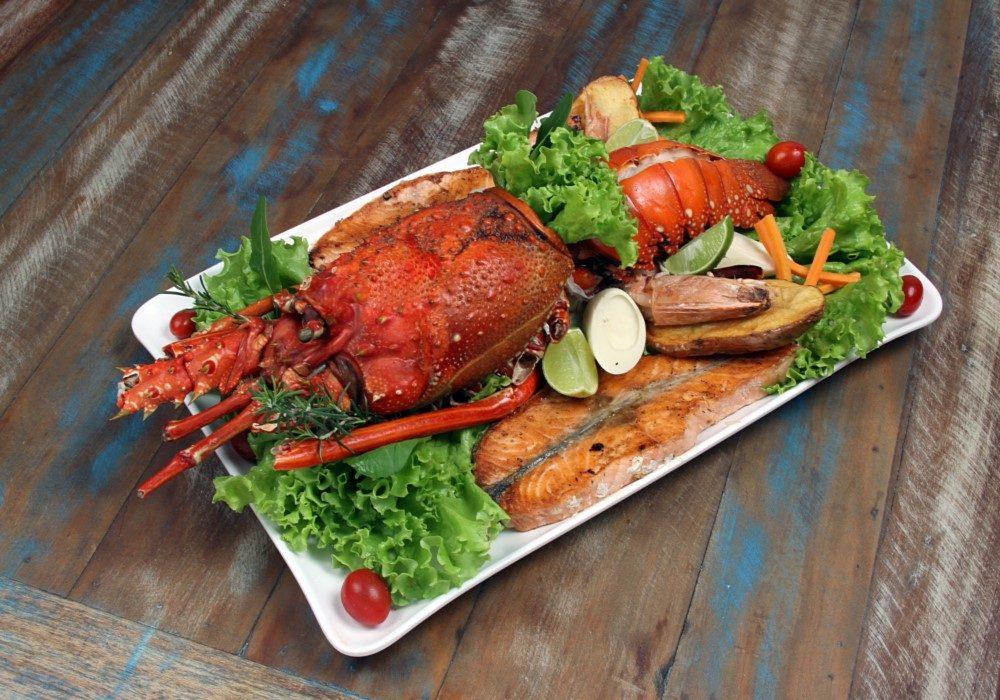 Ilha do Camarão bar restaurante