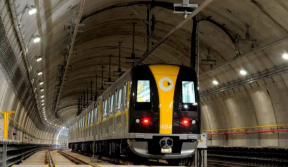 Metrô SP Linha Amarela